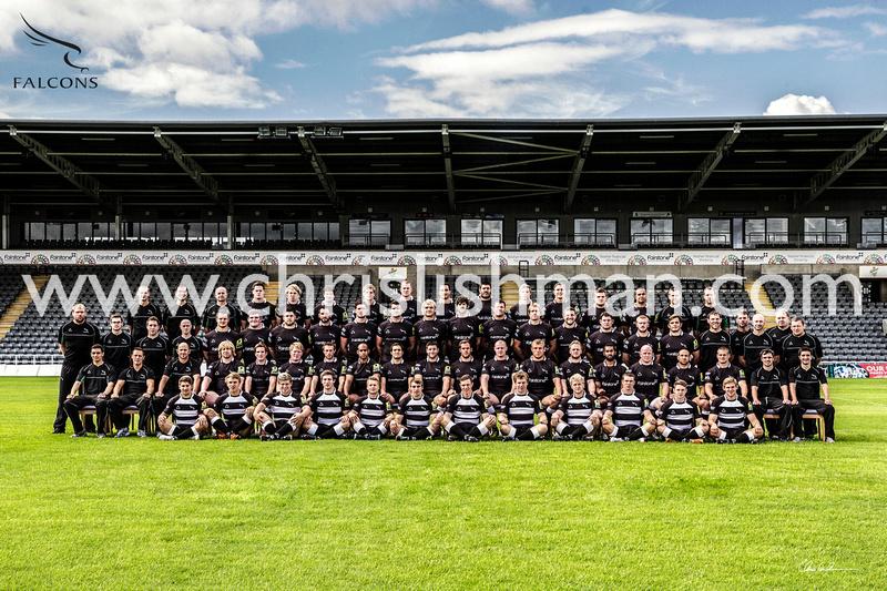 Senior Squad, Academy & Coaches 2013-14