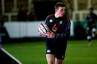 England Under 20's v Wales Under 20's
